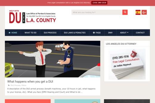 California DUI Education Programs | DUI classes